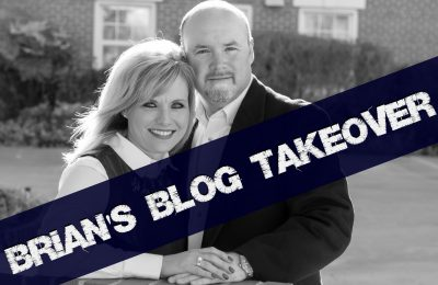 Brian's Blog Takeover