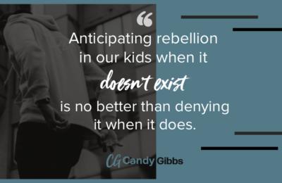 Anticipating Rebellion