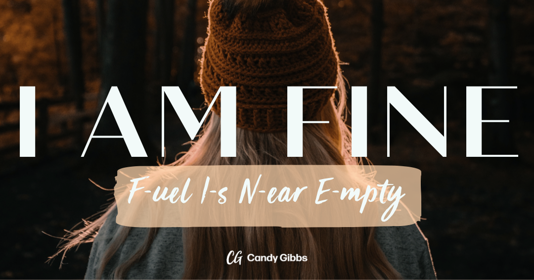Blog- I am Fine