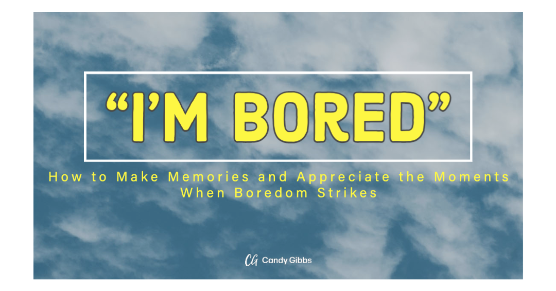Blog - Boredom